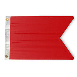 Nylon Canvas 'B' International Code Signal Flag, FBPP0000009225