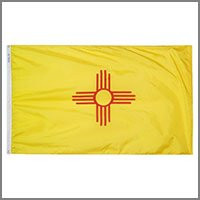 New Mexico State Flags & Banners