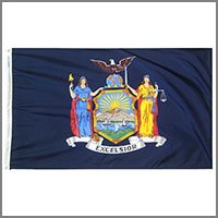 New York State Flags & Banners