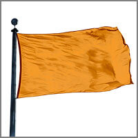 Color Flags with Oranges
