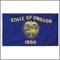 Oregon State Flags & Banners