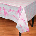 Breast Cancer Awareness Tablecloth, OTC3956