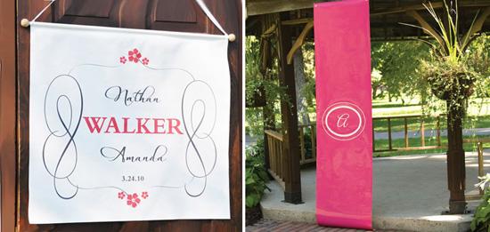 Anniversaries Custom Wedding Banner