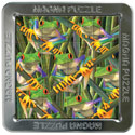 Tree Frogs Magna Puzzle, OUT654