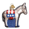 Democratic Donkey Ornament, OWC12109