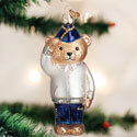 Military Veteran Bear Ornament, OWC12444