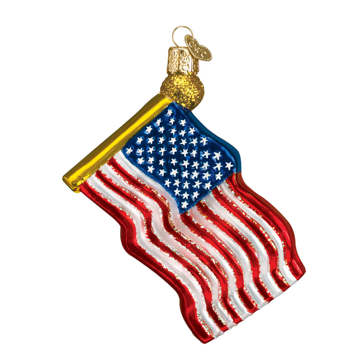 Usa Flag Ornament Flagandbanner Com