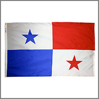 Panama Flags