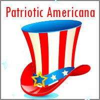 Patriotic/Americana/Political banners for home or garden