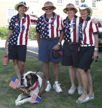 Group Patriotic Apparel