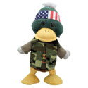 Dynamo the Patriot Duck, PBCIG0669