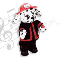 Blaze the Dancing Fireman Dalmatian Dog, PBCIG1046
