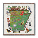 Arkansas State Throw Blanket, PCI3931LS