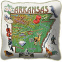 Arkansas State Pillow, PCI3931P