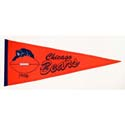 Chicago Bears Pennant, PENN1332