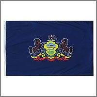 Pennsylvania State Flags & Banners