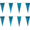 Turquoise String Pennants, PENNSCR6TU