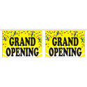 Grand Opening String Pennants