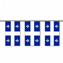 Quebec String Pennants