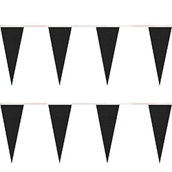 Black Icicle String Pennants, FBPP0000009719