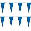 Blue Icicle String Pennants