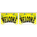 Welcome String Pennants