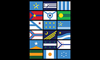 The 18 finalists for a new City of Columbia flag