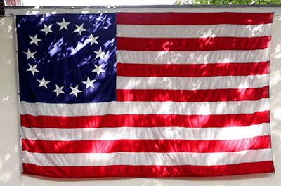 Betsy Ross flag / Getty Images