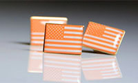 Everytown Orange flag pins