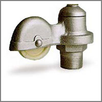 Flagpole Pulleys & Cleats