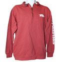 Arkansas Razorbacks Zip Sweatshirt, FBPP0000013662