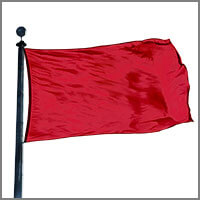 Color Flags with Reds