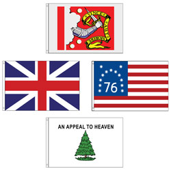American Revolutionary War Flags & Gifts