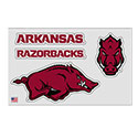 Arkansas Razorbacks Assorted Magnets, RITE360102