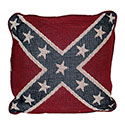 Confederate Throw Pillow, RUFF1605
