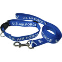 Air Force Dog Collar and Leash Set, RUFFDOGAF
