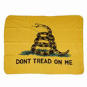 Gadsden Fleece Blanket, RUFFGADB