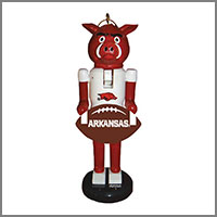 Razorback Christmas Ornaments & Decorations