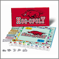 Razorback Themed Toys and Games