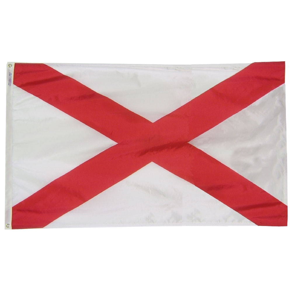 Alabama Flag - Nylon, FBPP0000009444