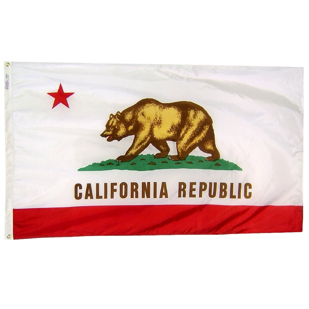 California Nylon Flag, FBPP0000009839