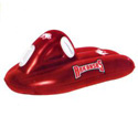 Arkansas Razorback Inflatable Sled