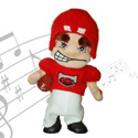 Arkansas Razorbacks Dancing Musical Halfback, SCS27804