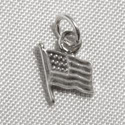 Mini Flag Charm, SEMFLAG