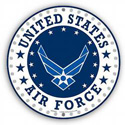Air Force Sign, SIGN9002