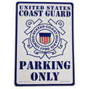 U.S.C.G Parking Only Sign, SIGN9115