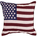 American Flag Accent Pillow, SIHO984