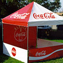 Tent for tradeshow or event