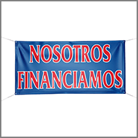 Advertising Banners - Spanish