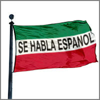 Advertising Flags - Spanish